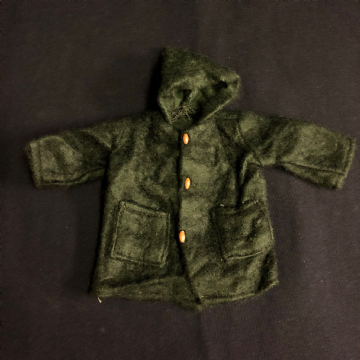 VINTAGE ACTION MAN - DUFFLE JACKET